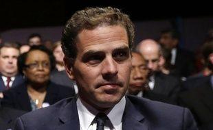 Hunter Biden, fils du candidat démocrate Joe Biden, en 2012.