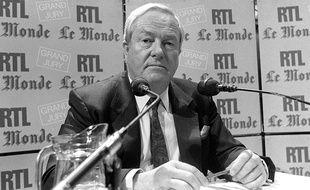 Paris, le 13 septembre 1987. Jean-Marie Le Pen participe au « Grand Jury RTL / Le Monde » où il prononce sa phrase sur les chambres à gaz.