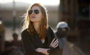 Jessica Chastain dans «Zero Dark Thirty»