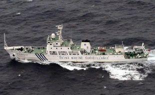 Une flottille gouvernementale chinoise est entrée mardi dans les eaux territoriales des îles Senkaku administrées par le Japon dont le Premier ministre a prévenu qu'il repousserait toute tentative de débarquement.