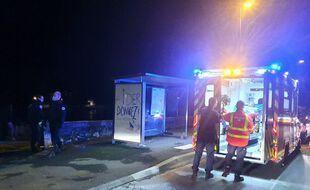Les pompiers du Lot sont intervenus peu après 19h, près du pont de Cabessut.