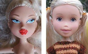 Sonia Singh en avait assez de ses poupées trop maquillées.