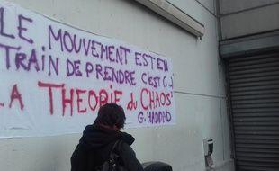 A l'université Paris I, le 04.04/2018.
