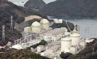 La centrale nucléaire de Takahama, dans l'ouest du Japon.