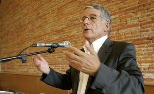 Pierre Cohen, maire de Toulouse.