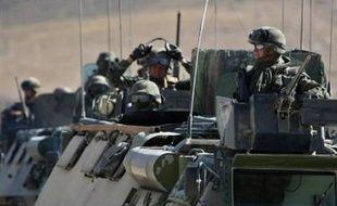 Des soldats français ont dû abandonner sur le terrain deux missiles antichar Milan lors de combats avec des insurgés afghans samedi à l'est de Kaboul, a indiqué jeudi l'état-major des armées à Paris.
