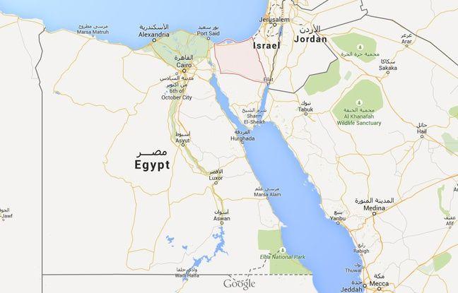 Quinze hommes reconnus coupables de terrorisme pendus — Egypte