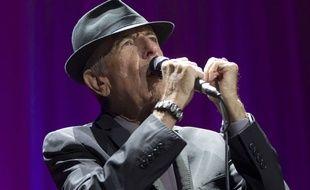 Leonard Cohen le 21 décembre 2013 en Australie