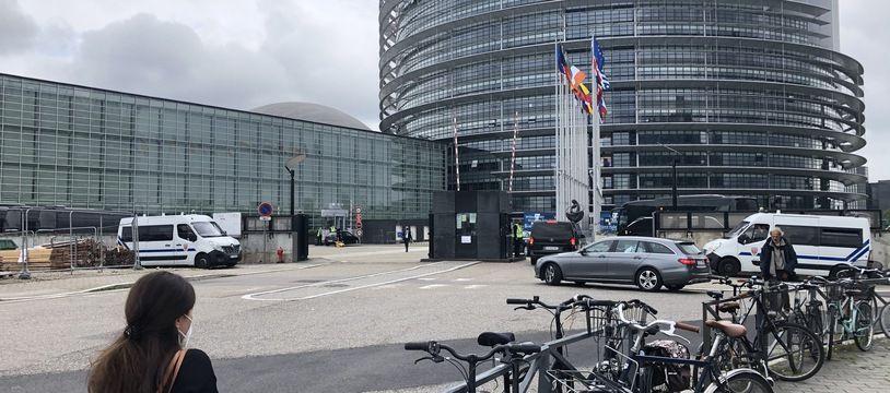 Les eurodéputés enfin de retour au Parlement de Strasbourg