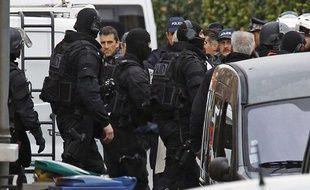 Les hommes du Raid sont intervenus pour tenter de maîtriser Mohamed Merah, le 22 mars 2012 à Toulouse.