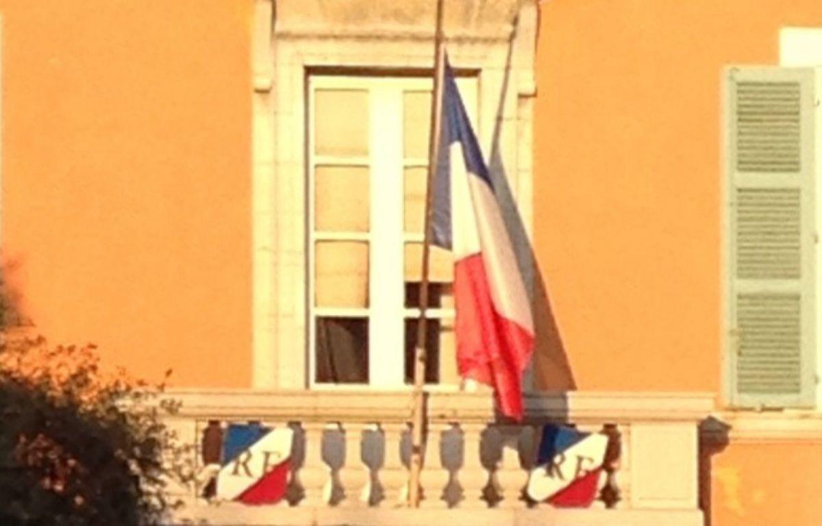 La mairie de Fréjus le 14 avril 2014 – Robert, internaute de «20 Minutes»