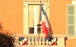La mairie de Fréjus le 14 avril 2014