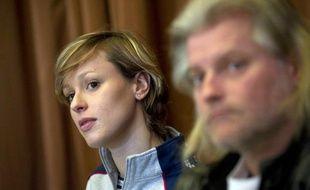 L'Italienne Federica Pellegrini, championne olympique du 200 m nage libre en 2008, est arrivée dimanche à Narbonne (sud de la France) et y a retrouvé son ex-entraîneur, le Français Philippe Lucas, a-t-on indiqué dans l'entourage du club où s'est installé l'ex-mentor de Laure Manaudou