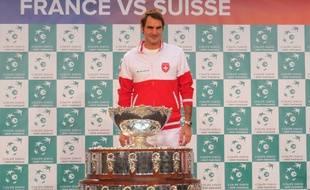 Roger Federer rêve de décrocher l'un des rares trophées manquants à son palmarès