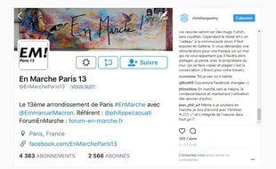 L'artiste Christian Guémy défend les droits à la propriété intellectuelle et de panorama des œuvres postées sur les réseaux sociaux.