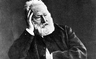 Portrait de Victor Hugo par Nadar.