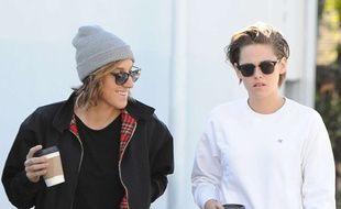 Alice Cargile et Kristen Stewart