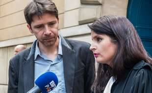 Hélène Thouy, à la tête du parti animaliste, est avocate.