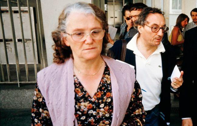 Monique Villemin, la grand-mère de Grégory en 1985.