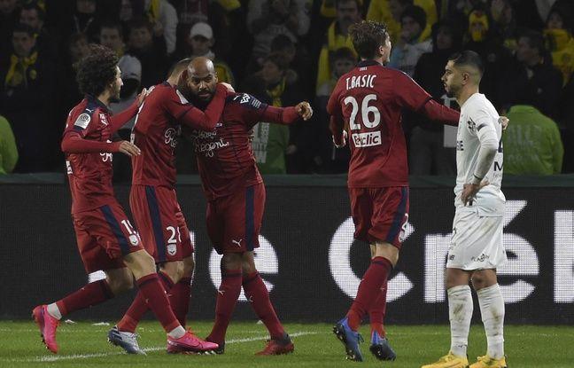 FC Nantes-Bordeaux: Paulo Sousa a utilisé «le système pour gagner», selon Jimmy Briand
