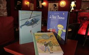 Des livres, bandes dessinées, CD et revues seront mis en ventre entre 1 et 3 euros. (illustration