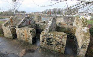 Le site des cartoucheries de la Courrouze à Rennes pourrait accueillir la future guinguette.