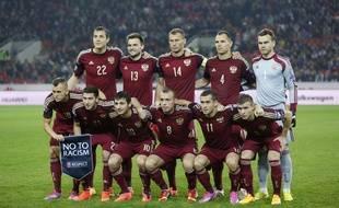 Euro 2016 fiche Russie