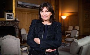 La maire de Paris Anne Hidalgo, le 4 mars 2015.