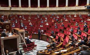 L'Assemblée nationale, le 26 mai 2020.