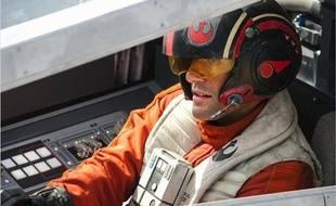 Oscar Issac dans «Star Wars VII» («Star Wars: Episode VII - Le Réveil de la Force»)