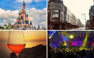 Quand pourra-t-on retourner à Disneyland, au Bon Marché, dans les restaurants ou dans les boîtes de nuit?