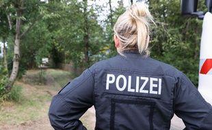 Le parquet antiterroriste allemand enquête sur un meurtre au couteau (Illustration)