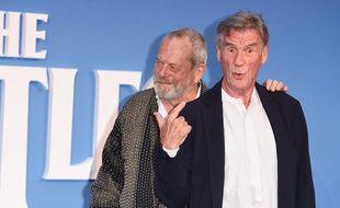 Les Monty Python Terry Jones et Michael Palin