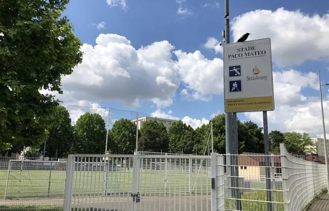 Match de foot inter-quartiers à Strasbourg: «C'était un très bon match!» Des habitants du quartier des Poteries ne regrettent rien
