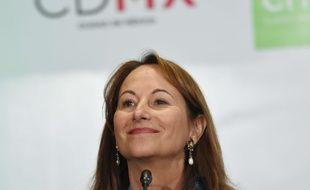 Ségolène Royal à la conférence Women4Climate à Mexico le 2 décembre 2016