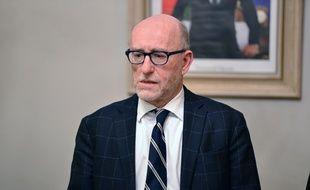 Alain Jakubowicz, l'avocat de Nordahl Lelandais, s'est exprimé mercredi lors d'une conférence de presse