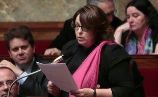 Sophie Errante, députée de Loire-Atlantique
