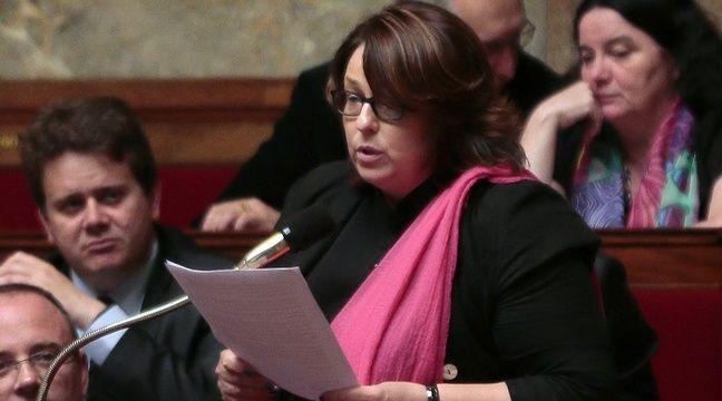 Sophie Errante, députée de Loire-Atlantique – DEMARTHON/AFP