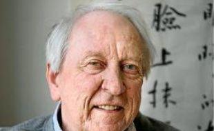 L'écrivain Tomas Tranströmer.