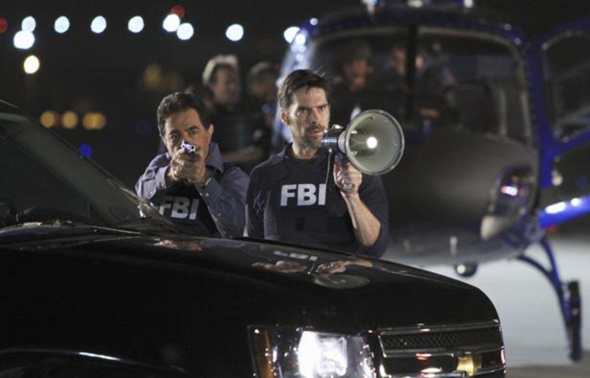 Image de la série policière américaine Esprits Criminels. – Matt Kennedy / ABC STUDIOS