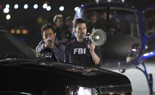 Image de la série policière américaine Esprits Criminels.