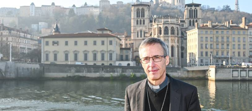 Mgr Olivier de Germay, nouvel archevêque du diocèse de Lyon, prendra officiellement ses fonctions le 20 décembre.