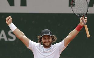 Marco Trungelliti, la star de ce début de Roland-Garros 2018.