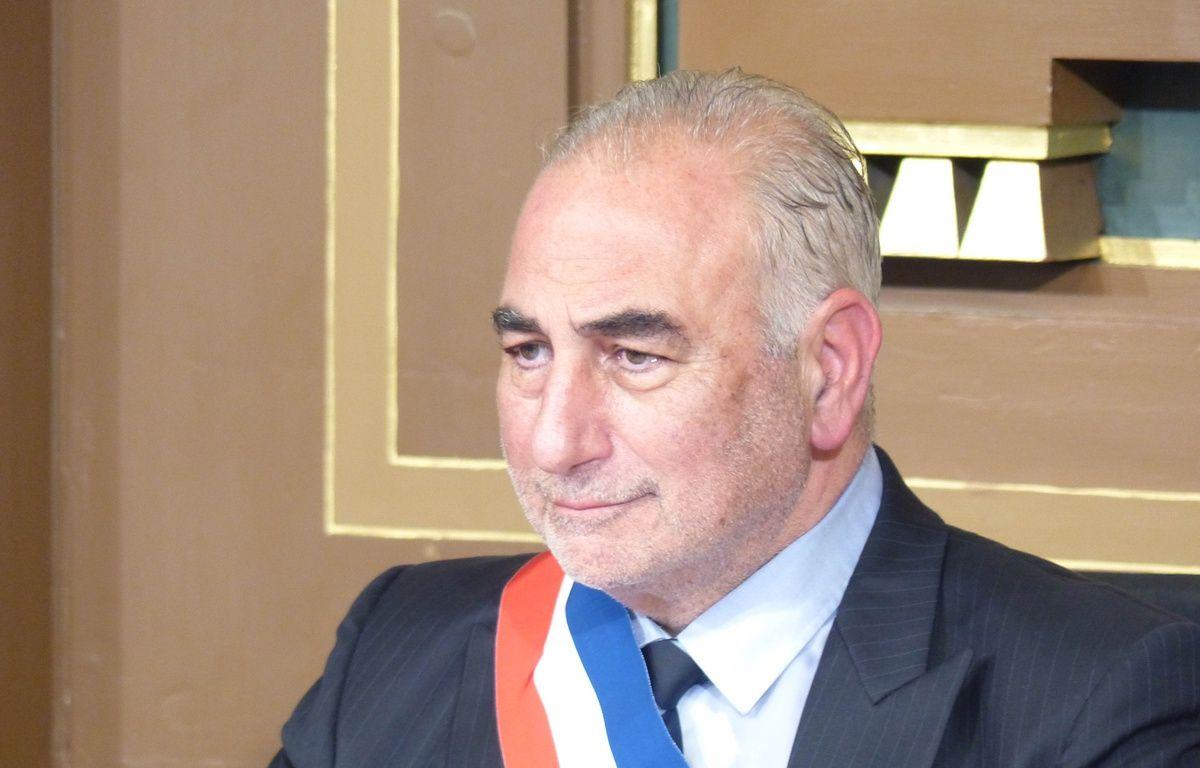 Georges Képénékian a été élu ce 17 juillet 2017 maire de Lyon. Il succède à Gérard Collomb, nommé ministre de l'intérieur par Emmanuel Macron.  – E. Frisullo / 20 Minutes