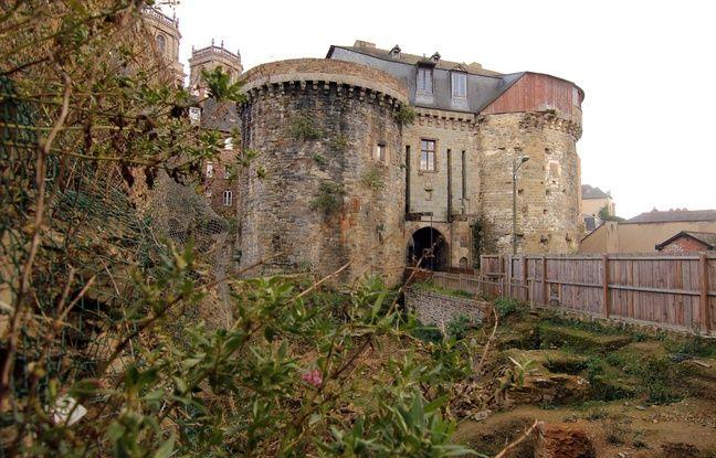 Les portes Mordelaises rappellent le passé médiéval de Rennes.