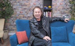 Bernard Minet dans le studio de «20 Minutes», le 10 février 2020.