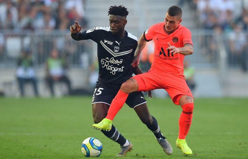 FC Nantes-Bordeaux : Même plus au sud, Enock Kwateng ne trouve pas encore la lumière