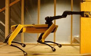 Spot, le robot de Boston Dynamics.