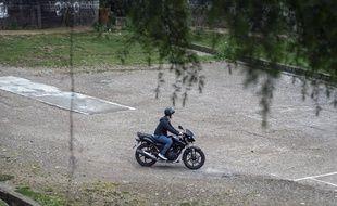 Christophe Castaner, a annoncé lundi avoir confié à deux députées une mission de réflexion afin d'élaborer un nouveau plan de lutte contre les rodéos urbains, qui ont perduré en dépit du confinement.(Illustration)