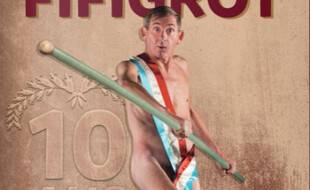 L'affiche de cette édition anniversaire de Fifigrot.